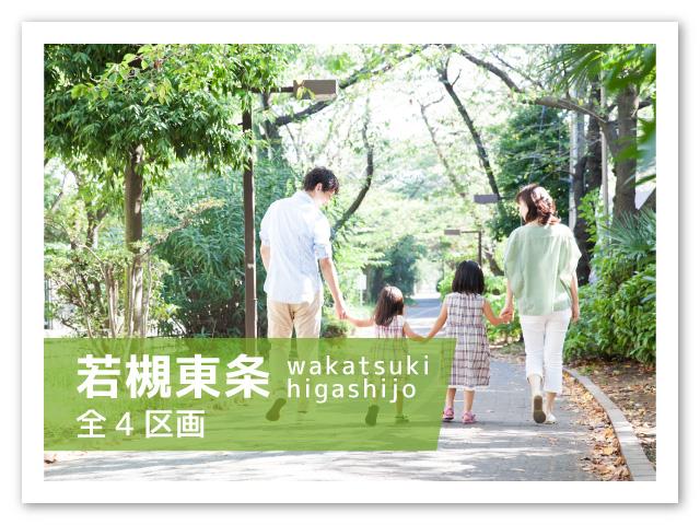 【長野市】若槻東条《全4区画》