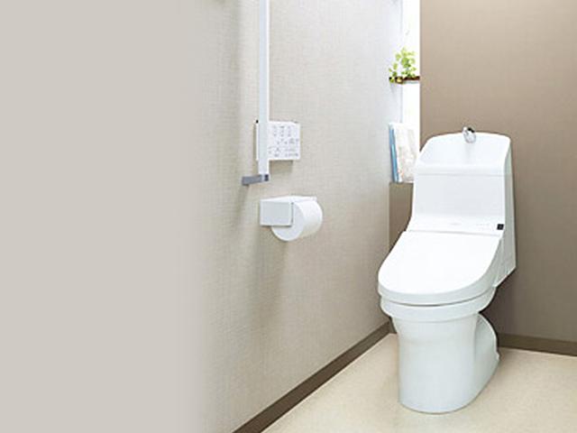 ウォシュレット一体型トイレ