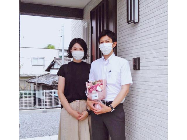 【6月25日お引渡し】長野市:K様