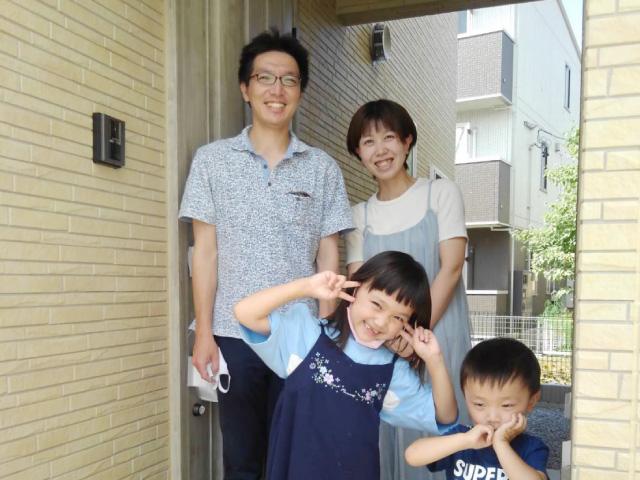 【8月10日お引渡し】長野市:W様