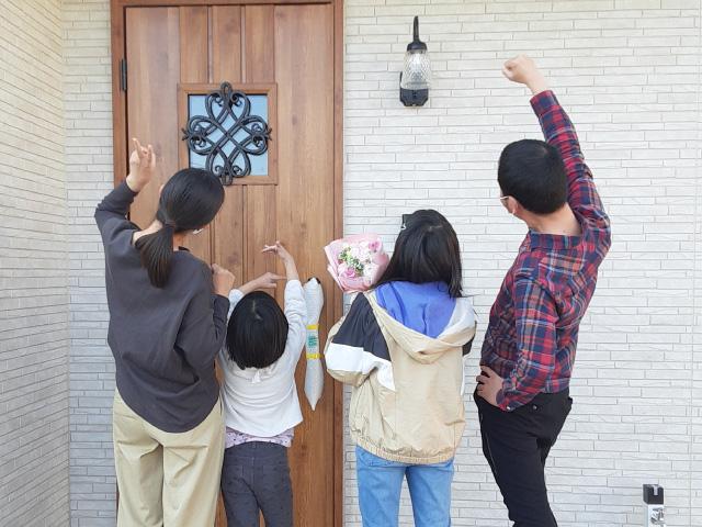 【4月20日お引渡し】長野市:K様